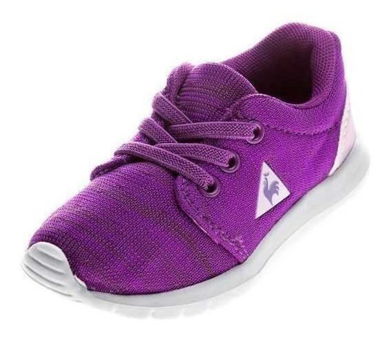 Zapatillas Niño Le Coq Sportif Ione Inf Violet