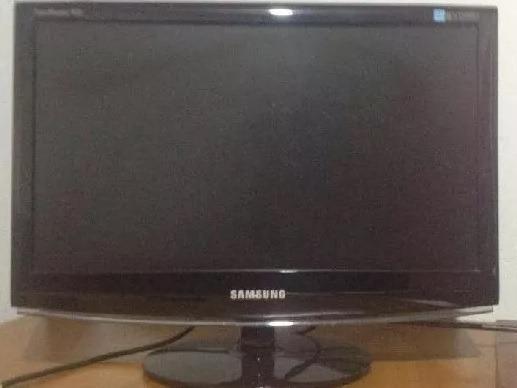 Samsung 19 Pantalla Plana Monitor Pc Computadora