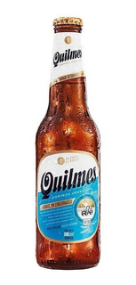 Cerveza Quilmes Porron X 24 Unidades