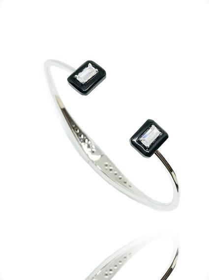 Bracelete Prata 925 Ágata