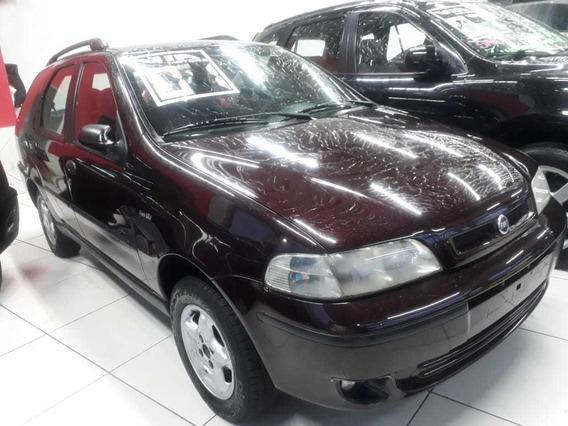 Fiat Palio Weeend 1.0 Elx 2001