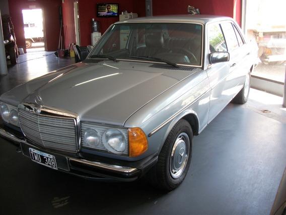 Mercedes Benz 230e /1981 Excelente Estado