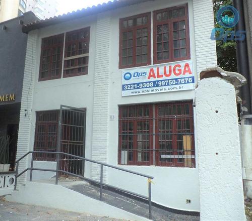 Imagem 1 de 30 de Casa Com 3 Dorms, Boqueirão, Santos, Cod: 5126 - A5126