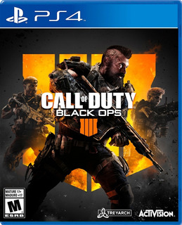 Call Of Duty Black Ops 4 Ps4 Fisico Sellado Original. Replay