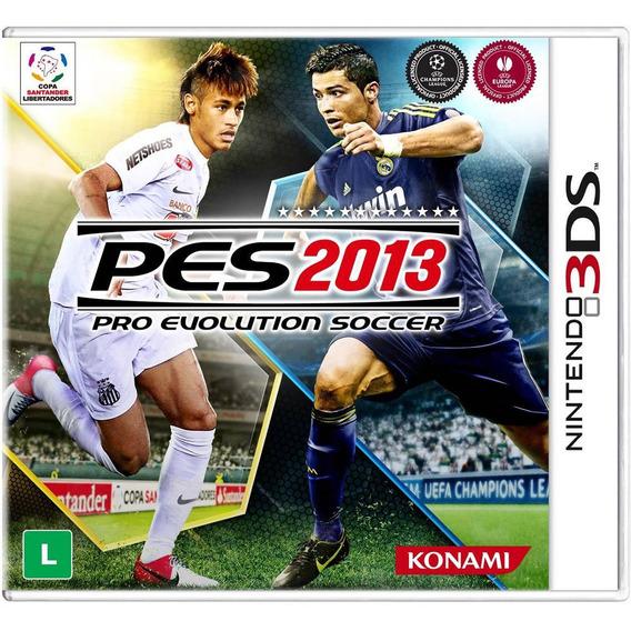 Pro Evolution Soccer 2013 3ds Original