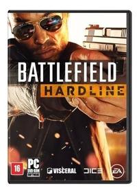 Battlefield Hardline Pc Original Lacrado Joga Online