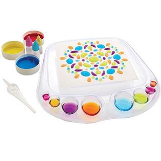Mattel Artsplash 3d Liquid Art, Toy Box Ganadora De La Inven