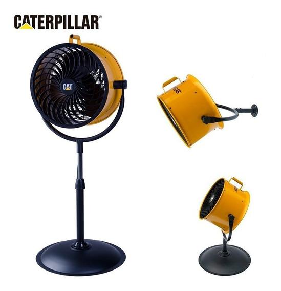 Ventilador Industrial De Pie Caterpillar Hvpdac 4 Velocid
