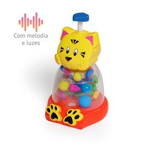 Pet Mix Gato Calesita Brinquedo Educativo