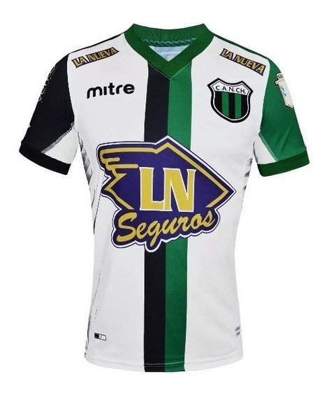 Camiseta Nueva Chicago Mitre 2019 Original