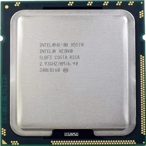 Imagem 1 de 3 de Processador Xeon X5570 (frete Grátis + Garantia)