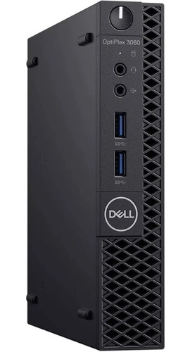 Dell 3060 I3 8100t + 8 Gb Ddr4+ssd M2 240 Gb + Hd500gb