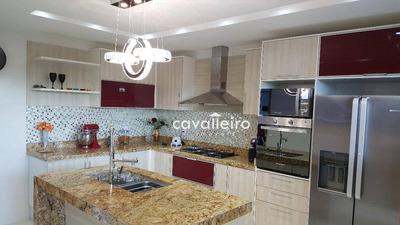 Duplex Maravilhoso E Mobiliado No Flamengo, Maricá. - Ca2132