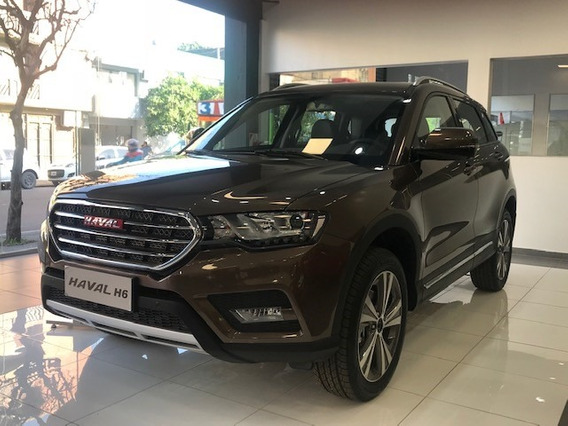 Haval H6 2.0t Coupe Dignity At 2wd - Financiacion A Tasa 9.5