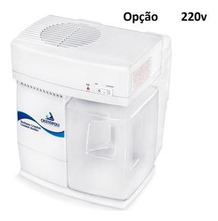 Destilador De Agua Cristófoli Profissional 110v 127v E 220v