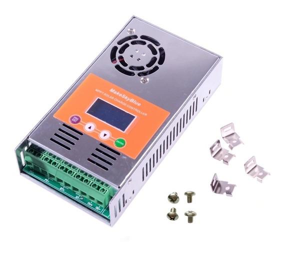 Controlador Solar Makeskyblue V117 60a Mppt 12v 24v 36v 48v