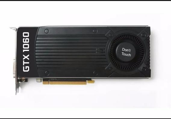 Placa De Vídeo Nvidia Gtx 1060 6gb Gddr5