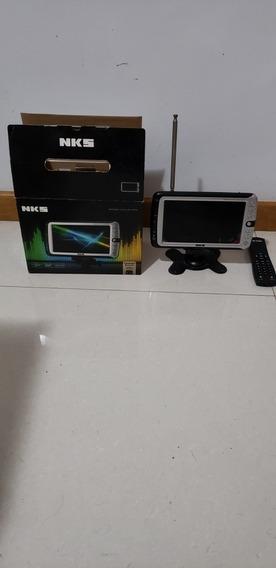 Tv Lcd Nks Modelo Lcd-0728