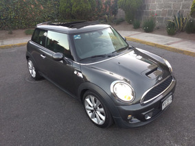 Mini Cooper 1.6 Convertible S Hot Chilli At 2013