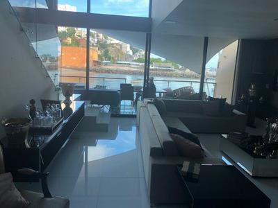 Porto Trapiche Residence Duplex 3 Quartos Sendo 2 Suítes 183m2 No Comércio - Iur305 - 32706380