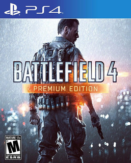 Battlefield 4 Premium Edition Ps4 Digital Gcp