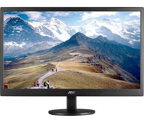 Monitor Led 21,5 Widescreen/full Hd Aoc E2270swn