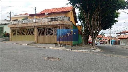 Sobrado Com 3 Dormitórios À Venda, 135 M² Por R$ 480.000,00 - Vila Guilhermina - São Paulo/sp - So0588