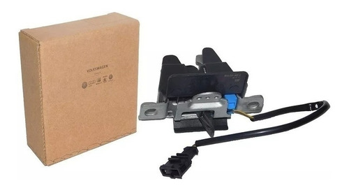 Imagem 1 de 4 de Fechadura Elétrica Porta Malas Gol G5 G6 G7 Original Vw