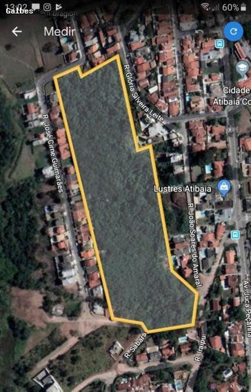 Terreno Para Venda Em Atibaia, (zona Leste) - 2000/2369 T