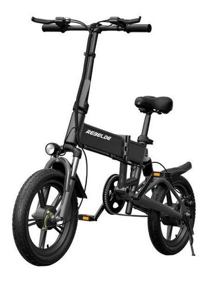 Bicicleta Eléctrica Plegable Rebelde Urban - Eciclos