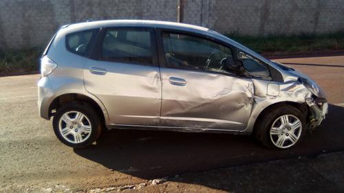 Sucata Honda Fit 2014 1.4 16v Somente Para Retirada De Peças