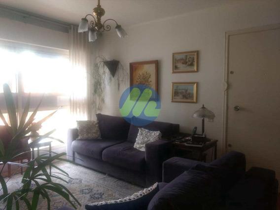 Apartamento Com 3 Dorms, Centro, Pelotas - R$ 370 Mil, Cod: 100 - V100