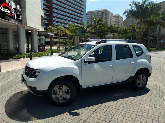 Renault Duster 2.0 16v Hi-flex Dynamique 4wd Manual