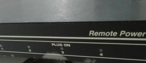 Arranque Remoto De Equipos Rpb+ Rack -48vdc 15a Puerto Rs232