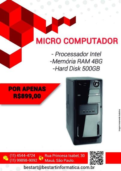 Micro Computador Intel