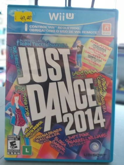 Jogo Nintendo Wiiu Just Dance 2014