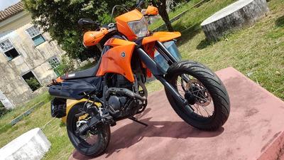 Yamaha Xtz 250 X Versão Supermotard