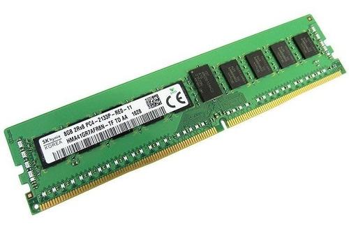 Imagem 1 de 5 de Kit Memória Ram 64gb (8x8gb) Ddr4 Ecc - Hp Proliant
