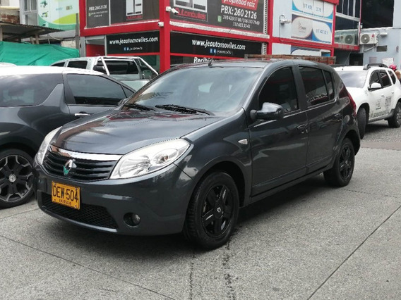 Renault Sandero Dynamique 2012 Perfecto Estado