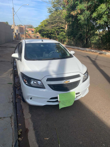 Imagem 1 de 10 de Chevrolet Onix 2019 1.0 Joy 5p