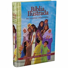 Bíblia Ilustrada 365 Histórias Selecionadas -