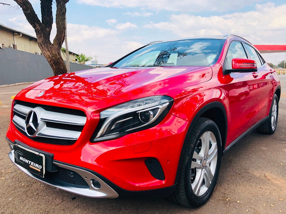 Mercedes-benz Gla 250 Top - Aceitamos Troca E Financiamos!