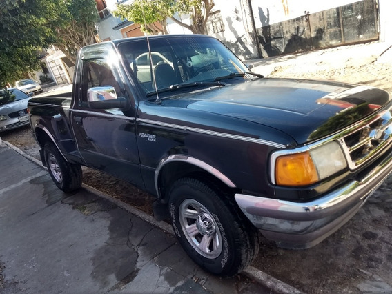 Ford Ranger Xl Sport Regular Cab Caja California Mt 1997