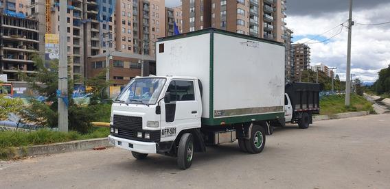 Dahiatsu Delta Carga 3.5 Ton, Motor Perfecto, Llantas Nuevas
