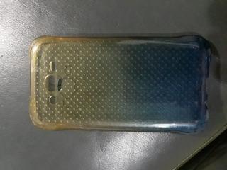 Forro Goma Antigolpe Ballistic Transparente Samsung J7