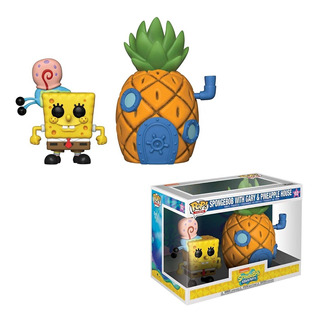 Funko Pop! Spongebob Squarepants Spongebob With Pineapple