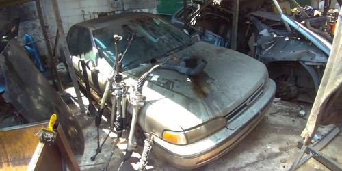 Sucata Honda Accord 1993 Somente Para Retirada De Peças