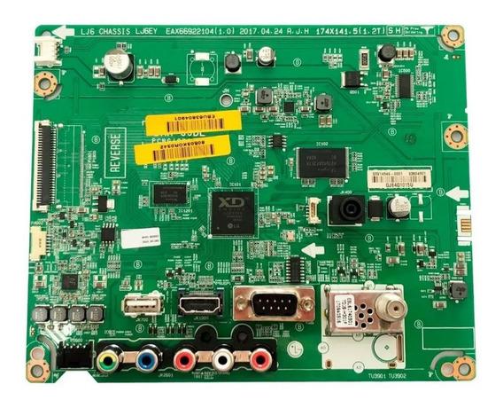 Placa Principal LG 32lw300c - Original Novo!