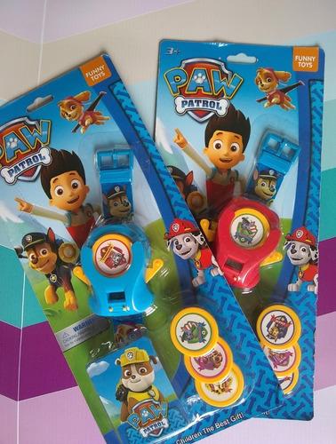 Reloj Infantil Lanzatazos Sorpresa Fiesta Infantil Piñata