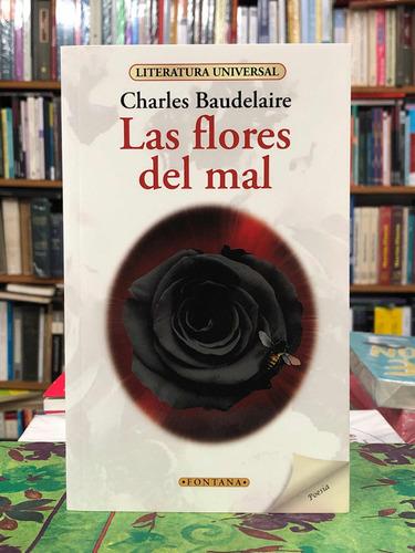 Las Flores Del Mal - Charles Baudelaire - Fontana